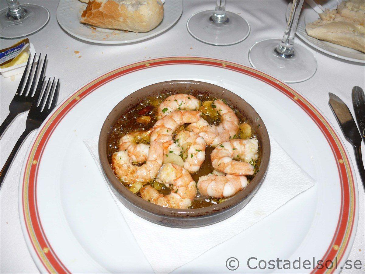 typiska spanska maträtter