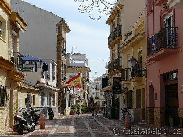 Torremolinos centrum