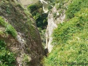 Ravinen i Ronda