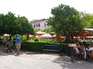 Apelsintorget i Marbella