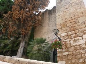 Stadsmuren i Marbella