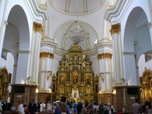 Kyrkan Santa Maria