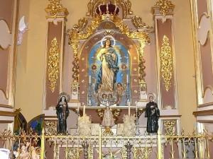 Kyrkan Santa Maria i Marbella