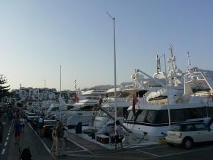 Marinan i Puerto banus