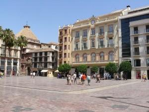 Torg vid Marqiues de larios Malaga