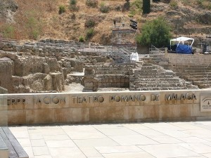 Teatro Romano i Malaga
