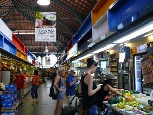 Marknaden i Malaga