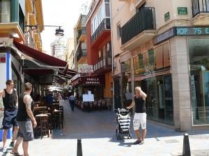 Calle Moncayo