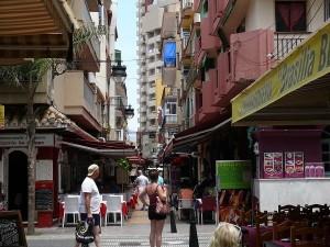 Calle Moncayo Fuengirola