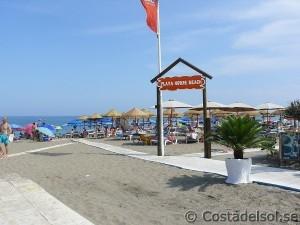 Stranden Torremolinos