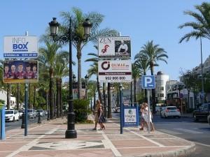 Avenida José Banus