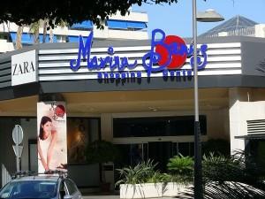Shopping i Puerto Banus