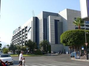 El Corte Ingles i Puerto Banus